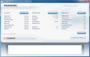 Asus K53SV PCMark Vantage Benchmark Intel