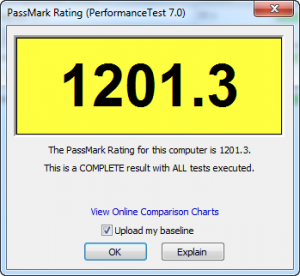 Asus K53SV Passmark Benchmark Intel