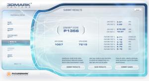 HP Probook 4520s 3DMark Vantage