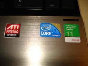 HP Probook 4520s Stickers
